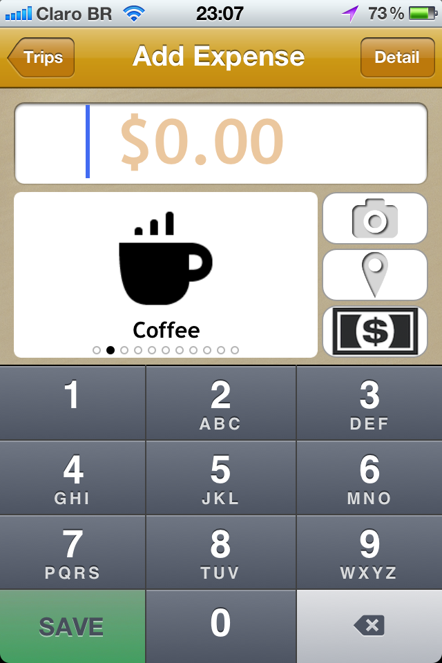 trip expenses your app to control trip expenses